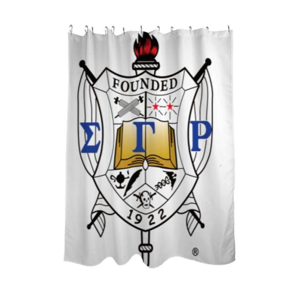 Sigma gamma rho shower curtain products pinterest sigma sigma gamma rho shower curtain biocorpaavc Images