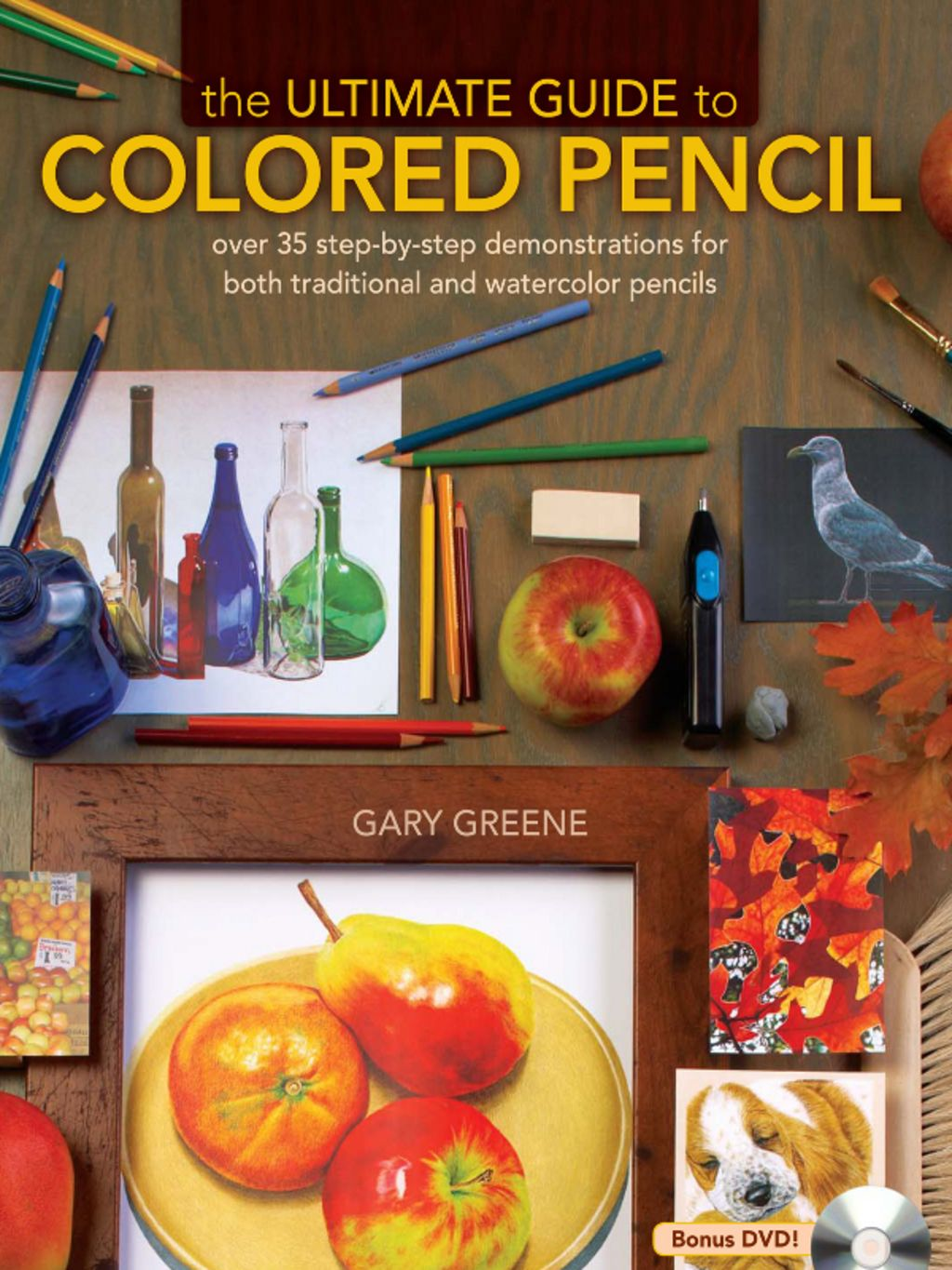 The Ultimate Guide To Colored Pencil Ebook With Images