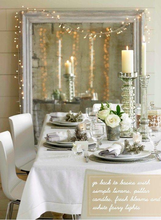White Vintage Christmas Ideas For A Dreamlike Holiday