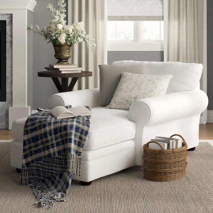 Birch Lane™ Heritage Newton Chaise Lounge & Reviews | Birch Lane