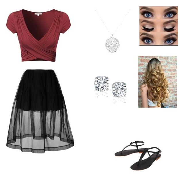 """""""Untitled #101"""" by gracie-k-sterrett on Polyvore featuring Simone Rocha and Cocobelle"""