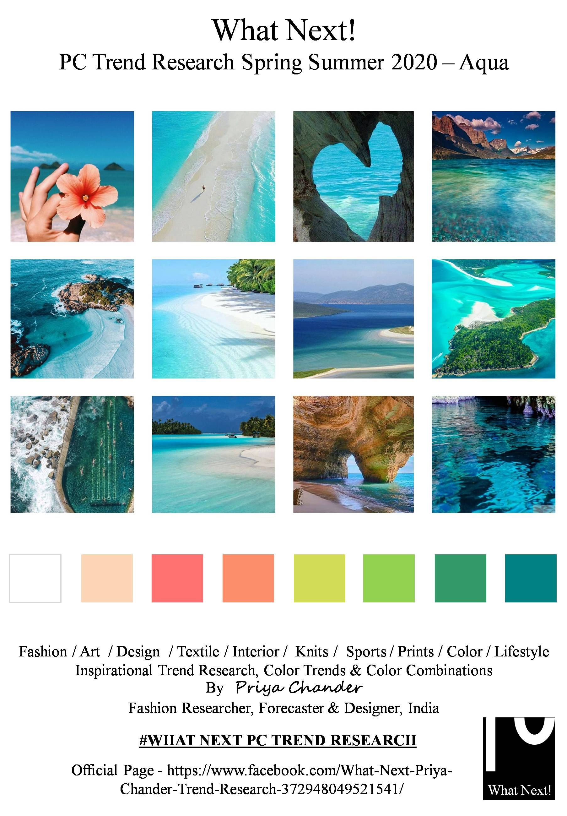 Spring Summer 2020 Color Trends.2020 Spring Summer In 2019 Fashion Forecasting 2020