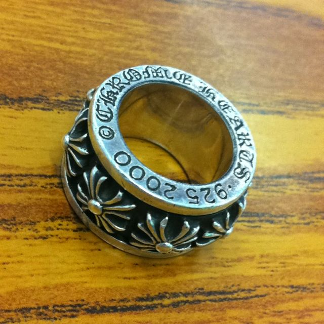c2c2a30192a1 Chrome Hearts spinner ring