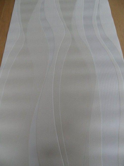 Rasch Mooie Slinge Streep Op Vliesbehang Nr 751611 Modern Behang Strepen Rolpatroon