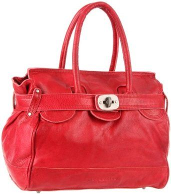Liebeskind Berlin Gloria 2D leather, Damen Handtasche