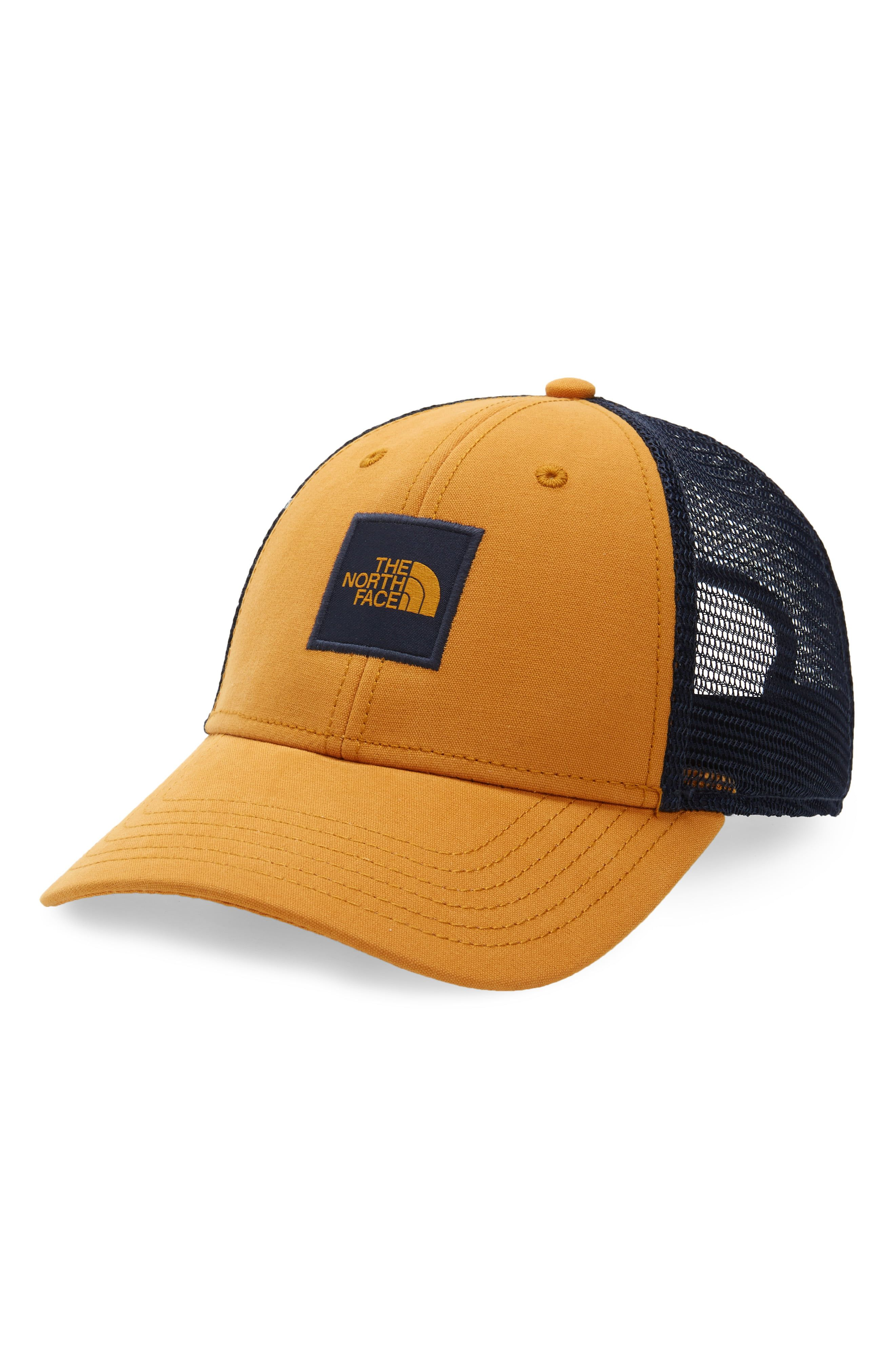 The North Face Box Logo Trucker Hat Nordstrom Trucker Hat Hats Trucker