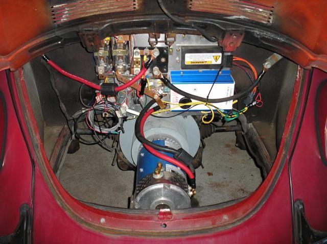 electric car conversions   Electric car   Auto electrico