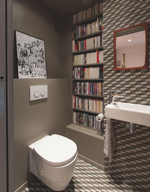 Aménagement toilettes design | WC | Pinterest | Patricia urquiola ...