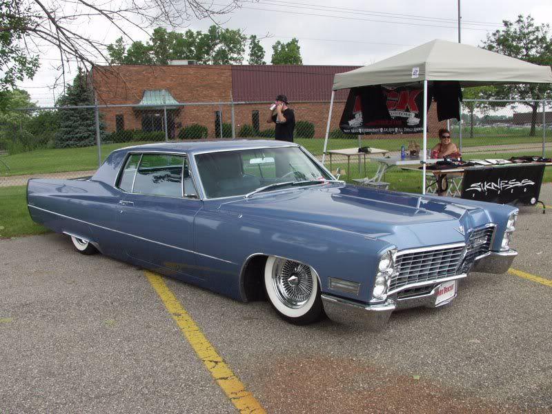 Classic Cadillac 1960s Classic Cadillacs Caddie Art