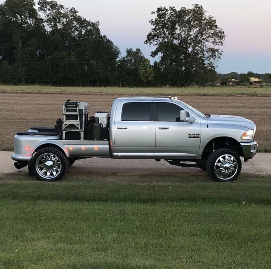 Lifted Ram 3500 >> Ram 3500HD Welding Rig 6.7L Cummins | Dodge Trucks | Pinterest | Welding rigs, Cummins and Rigs
