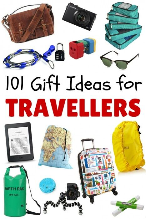 101 Gifts For Travellers In Every Budget Travel Gifts
