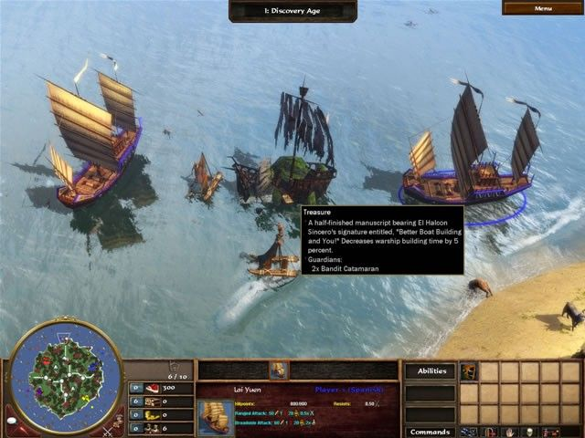 Age of Empires 3 Action Replay Codes, Age of Empires 3 Cheats, Age