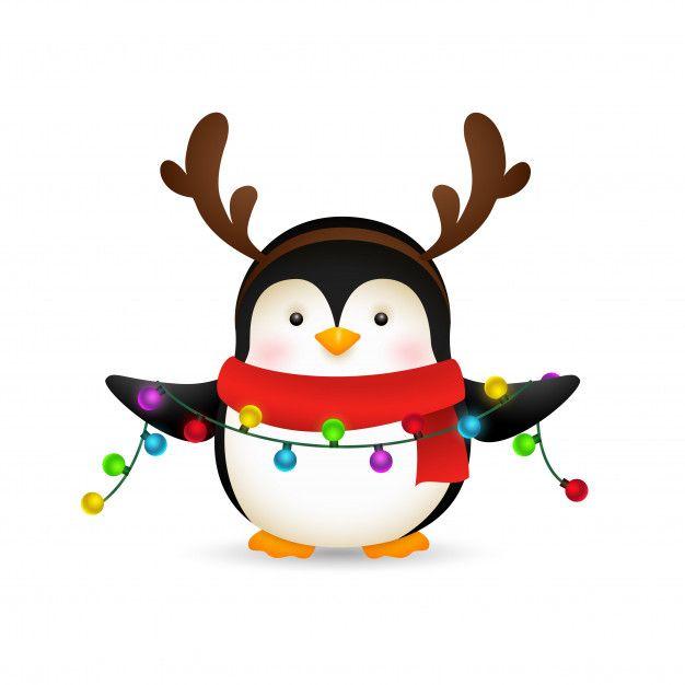 Download Cute Penguin Celebrating Christmas For Free Christmas Drawing Christmas Cards Kids Cute Christmas Wallpaper