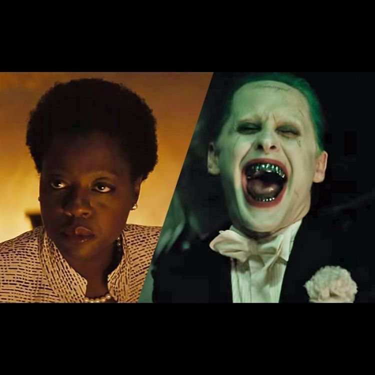 Viola Davis Nearly Pepper Sprayed Jared Leto After An Aggressive 'Suicide Squad' Gift  SuicideSquadShop.com #SuicideSquad #SuicideSquadShop
