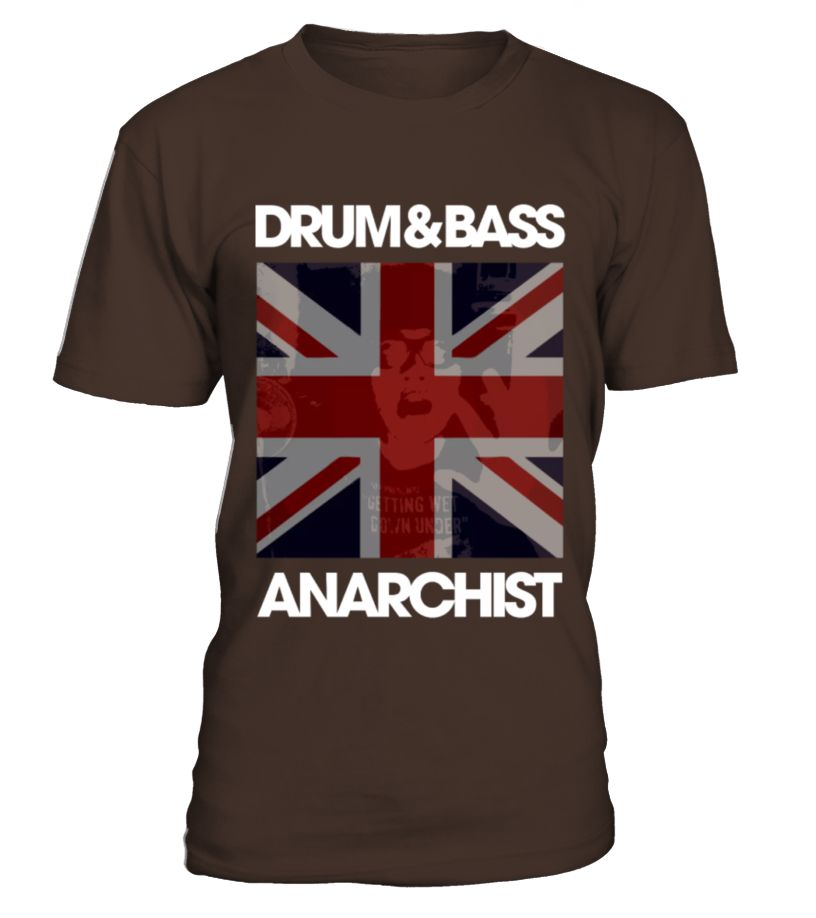 Drum And Bass Anarchist Gift Idea Shirt Image Music Guitar Sing Art Mugs Shirts T Shirt Drum And Bass