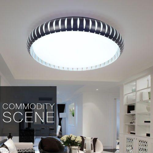 LED Design Deckenleuchte Flur Decken Leuchte Deckenlampe Küchen ...