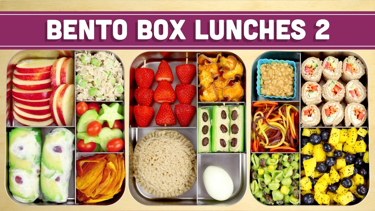 subscribe for new videos every thursday httpbit nice 14 bento lunch box ideas and a bento themed prize pack giveaway forumfinder Image collections