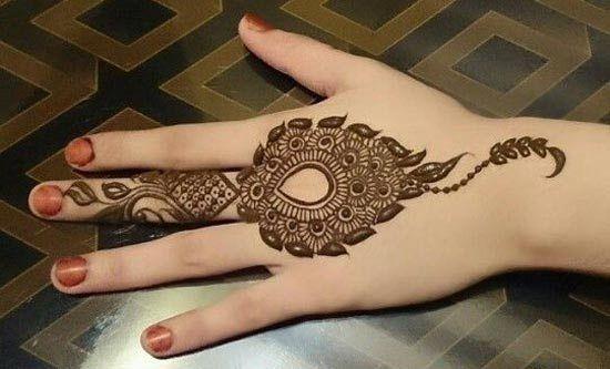 Pakistani Mehandi Designs Images Arabic
