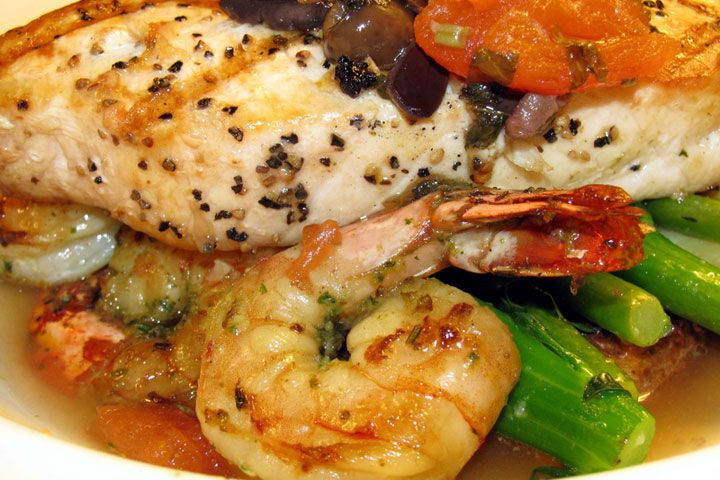 Seafood dinner recipes cdkitchen seafood pinterest seafood seafood dinner recipes forumfinder Image collections