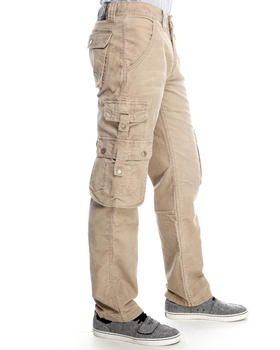 Wheat Corduroy Cargo Pants by Pelle Pelle | My Kind o'Fashion ...