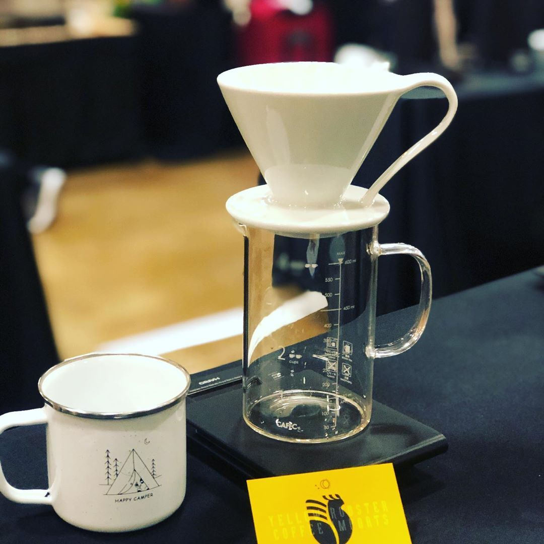 Such a great @sca_us US championship Day 1 in OC California!! I found some many functional coffee equipments like @cafec_japan and great coffee beans from @commonroomroasters and @yellowroostercoffee & I met amazon brewers and baristas like @roast_ed_ @joexlacey @boxcarcoffeeroasters @jerryponzer !! So many many more to share!! Here I come Day 2!!!!!! #wellness #2020 #newyearnewyou 💕 Health is Wealth .  .  .  .  .  #chineseherbs #wellness #happy #health #action #herb #hemp #cbd #lalifestyle #gr
