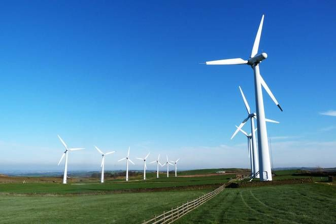 Wow Uk Power Stations Slash Co2 Emissions 23 In Just Two Years Wind Energy Green Energy Renewable Energy