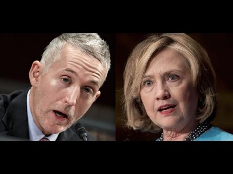 on Feb 12, 2017 My Team FOUND The Deleted Video!  Gowdy Questions AG Lynch on Clinton Em...