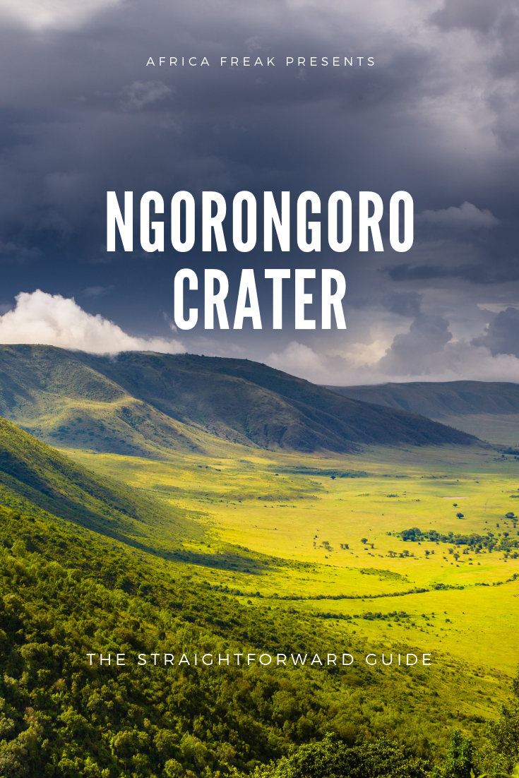 From the very first moment you can see that this is not purely a wildlife refuge No Ngorongoro Crater feels like a utopia where humans can never be more than visitors Per...