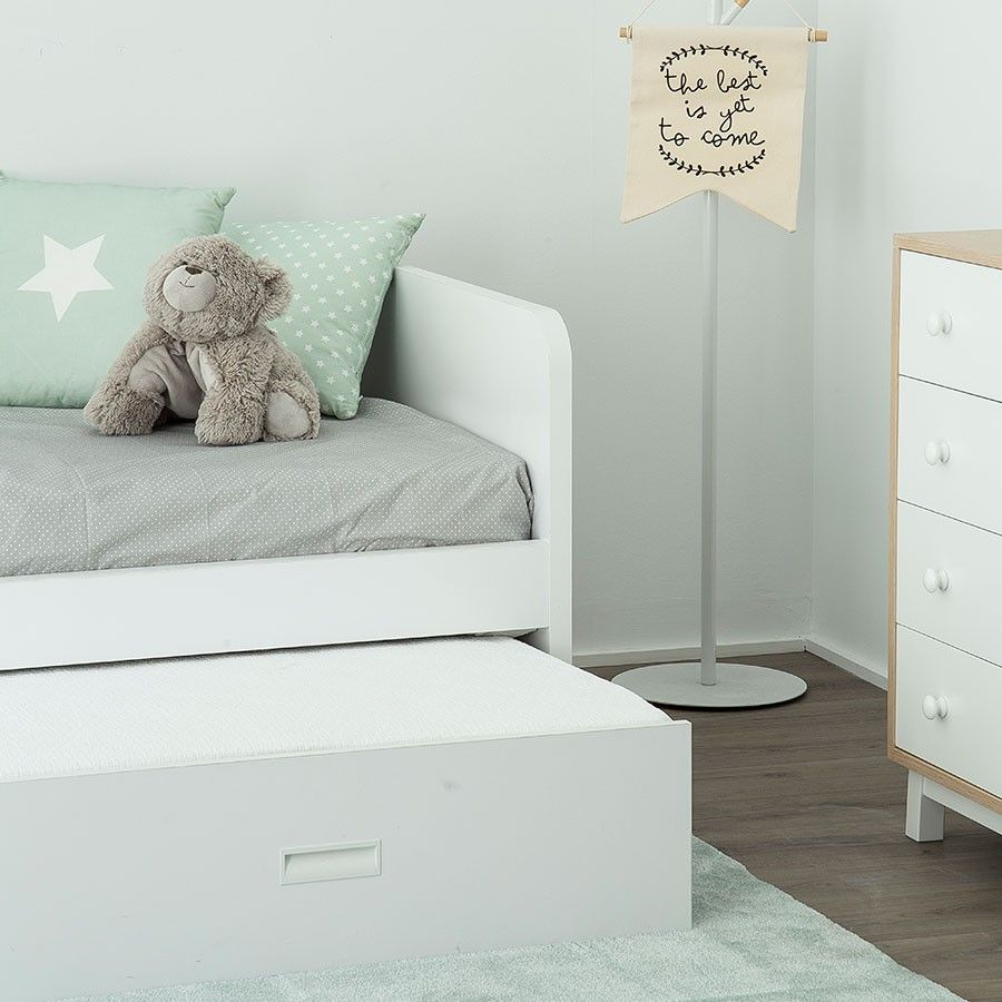 Infantiles con cama nido gallery of albega camas y camas - Merkamueble girona ...