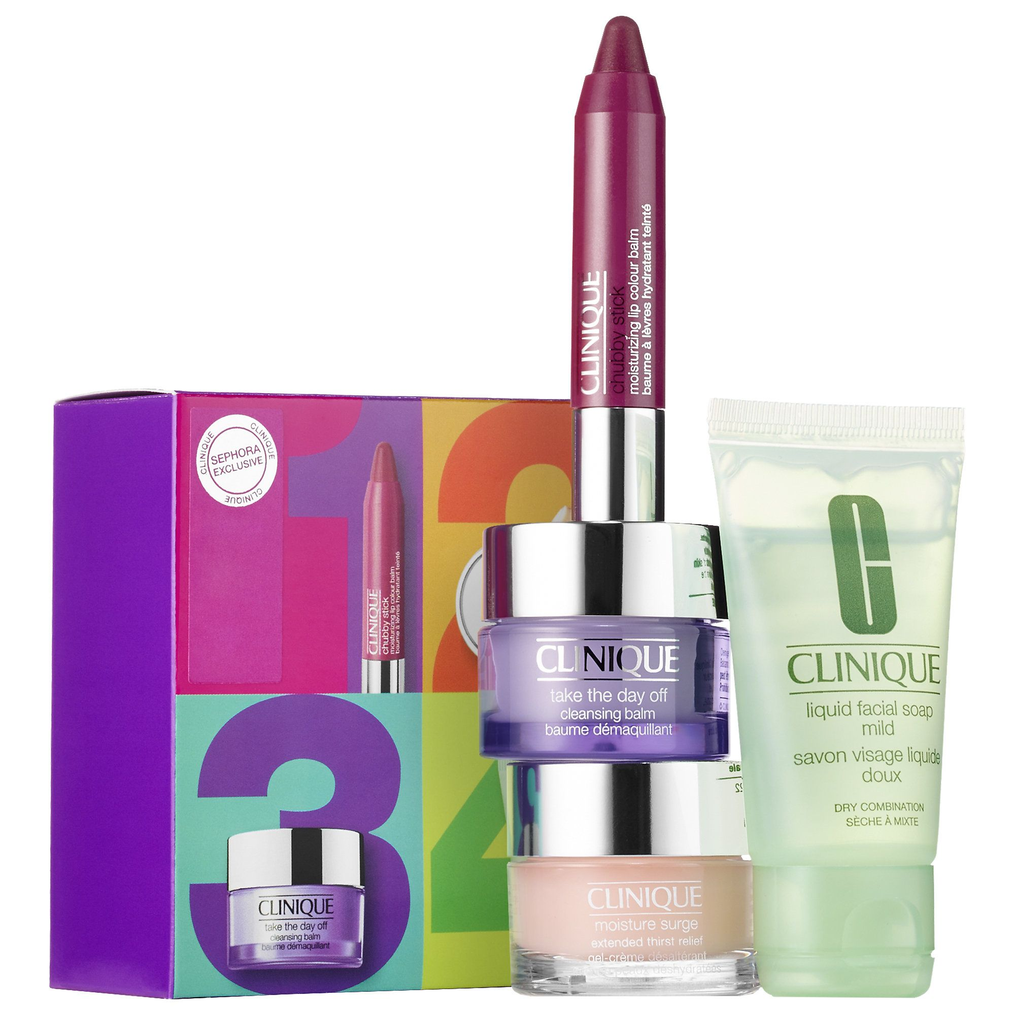 Clinique Little Holiday Helpers Christmas Shoppingchristmas 2015Christmas Gift