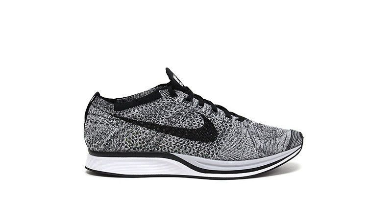 Weekend Discount - Nike Men's FLYKNIT RACER Shoes NEW AUTHENTIC White 526628-101