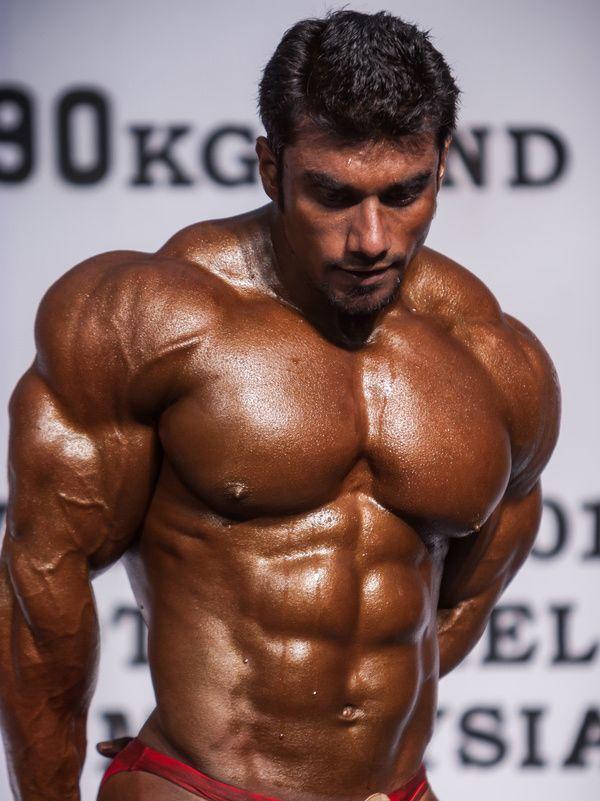 Sangram Chougule  Indian Bodybuilders  Culturismo -2156
