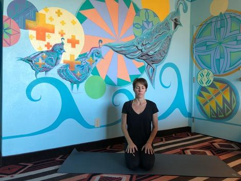 yin yoga to keep calm this holiday season  swagtail in
