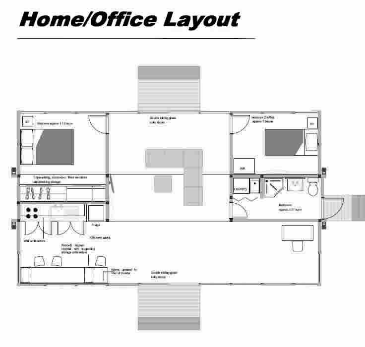 Home Office Design Layout Ideas Home office layouts