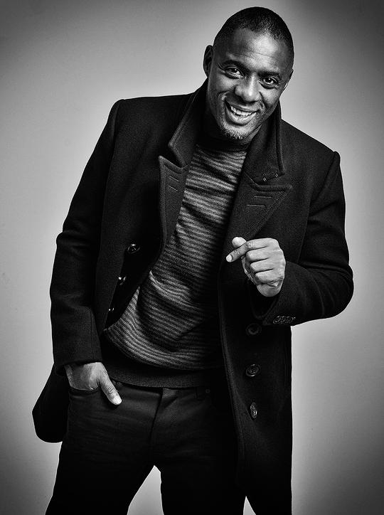 Guyritchie Idris Elba By Gavin Bond For The Times Magazine Idris Elba Elba Headshot Poses