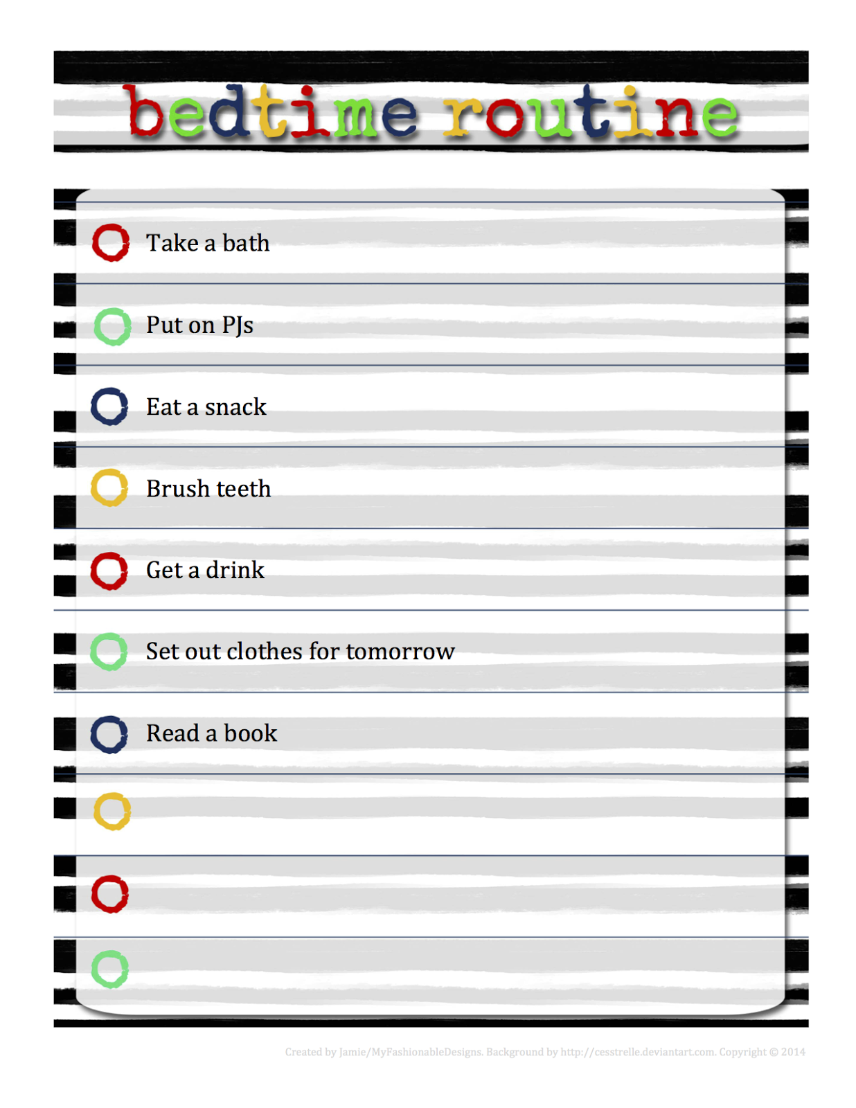 Morning routine chart free download editable in word kids pinterest and also rh