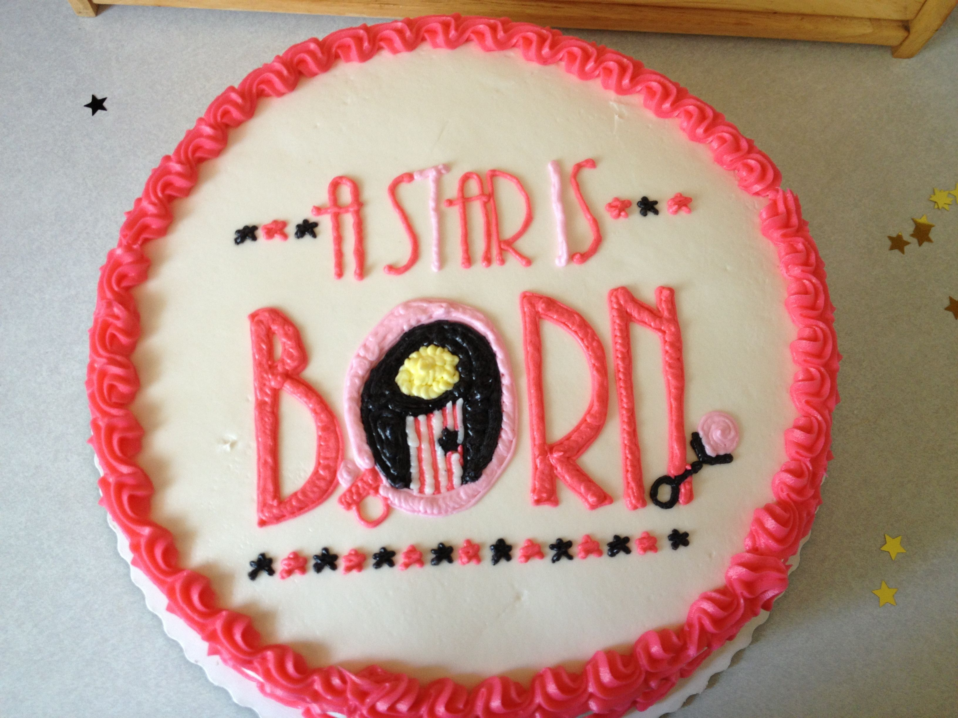 Movie Themed Baby Shower Cake Parties Pinterest Shower Cakes