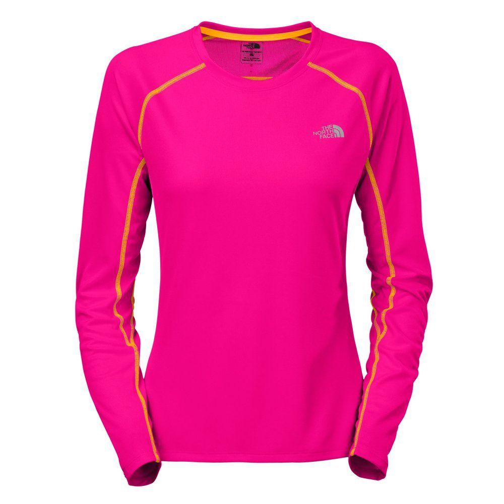 224a22ee8a North Face GTD running shirt