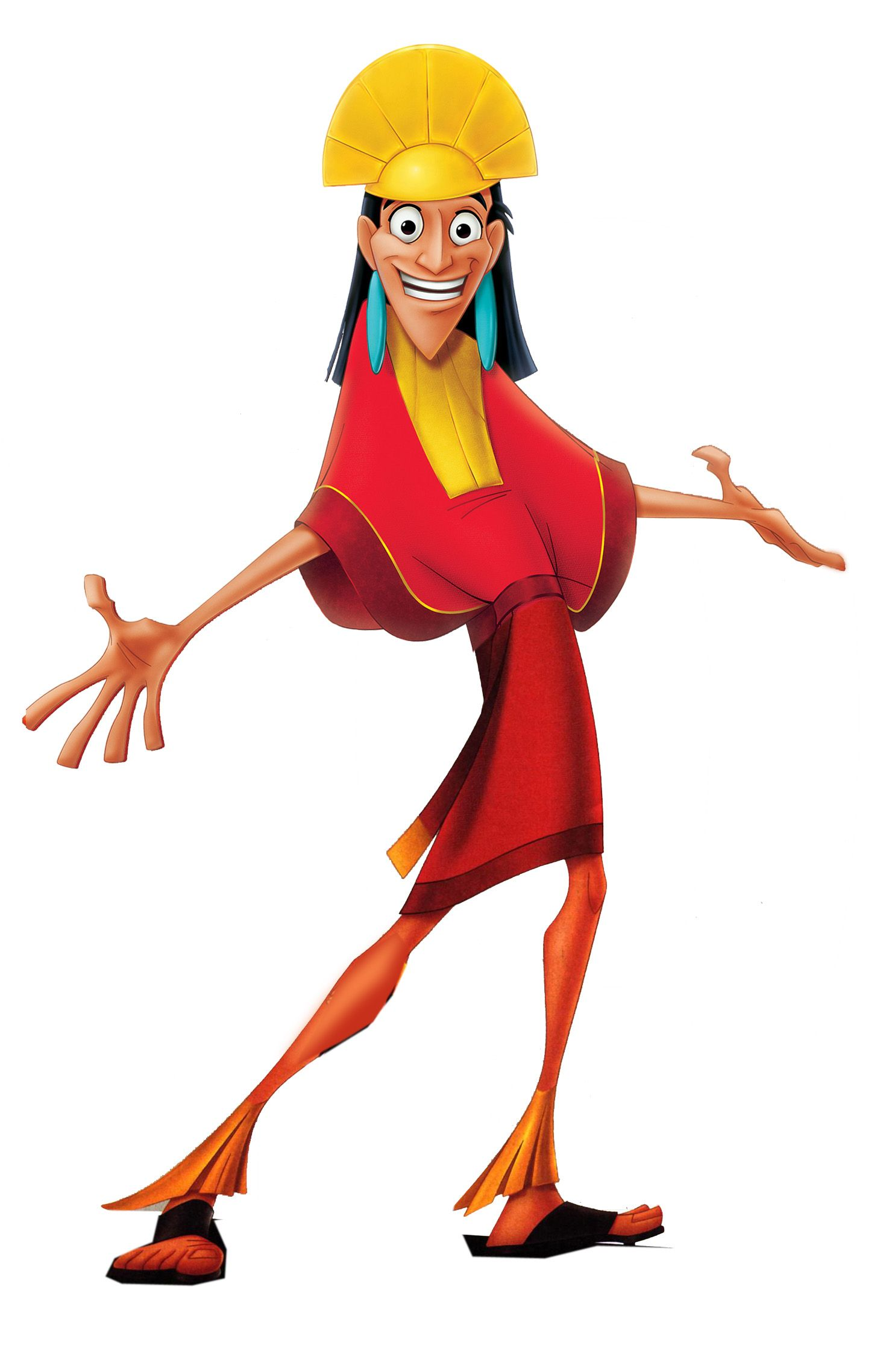 the emperor's new groove kuzco | kuzco background information feature films the emperor s new groove ...