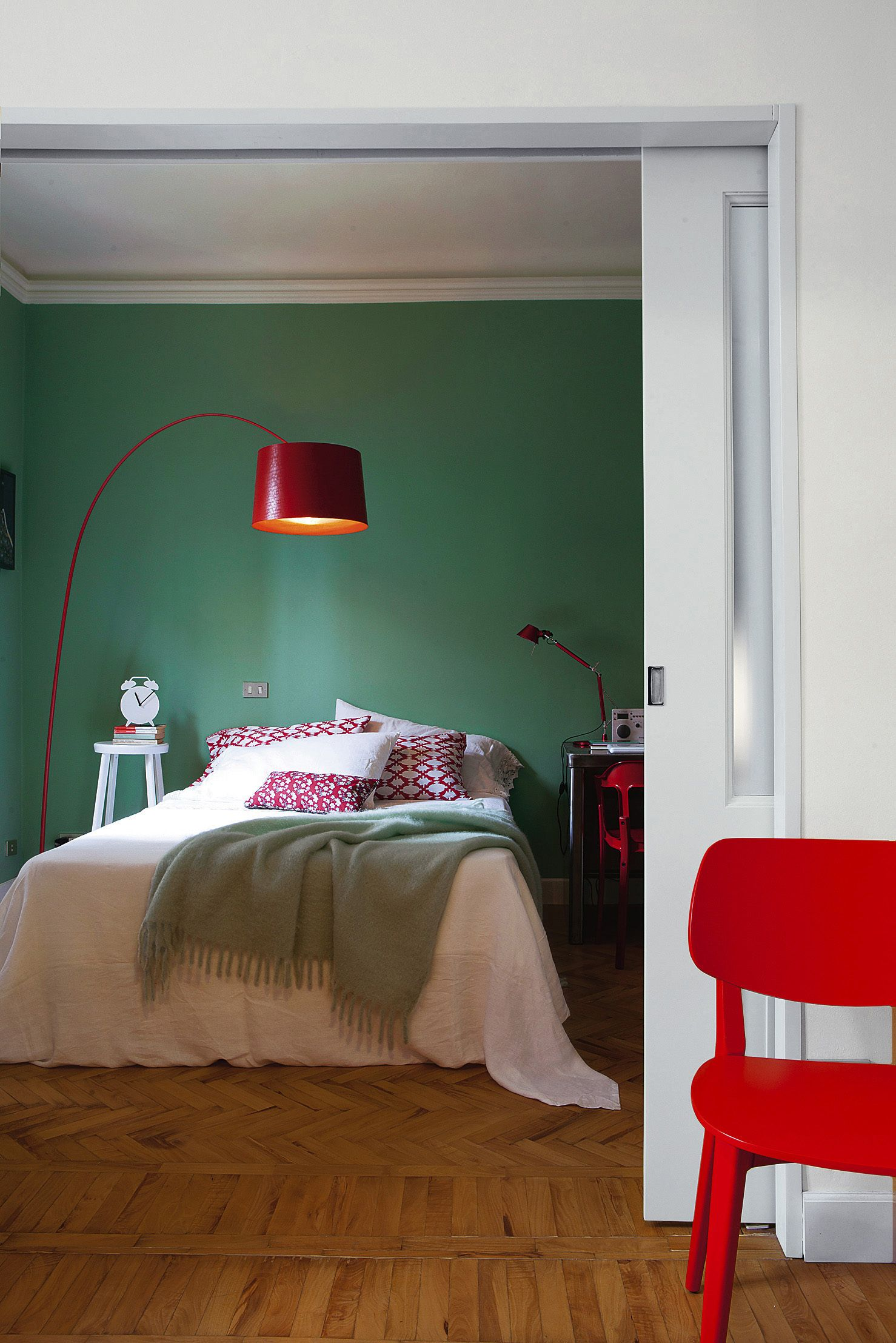 Buongiorno, devo imbiancare casa, la stiamo imbiancando tutta di bianco ma vorrei fare alcune pareti colorate. Tinteggiare Casa Fai Da Te Camera Da Letto Camera Da Letto Camera Da Letto Pareti Pareti Camera Da Letto Verde