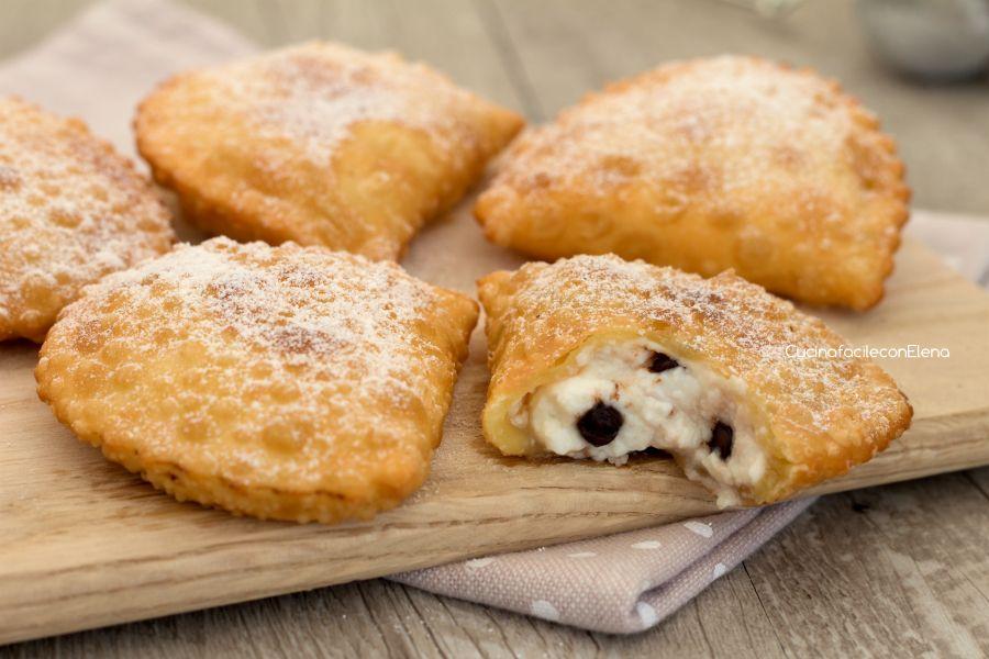 Cassatelle di Agira Recipe - Great Italian Chefs