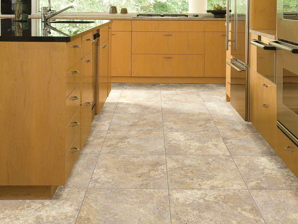Wood Lvt Flooring With Stone Lvt Flooring Inset Google Search Flooring Vinyl Flooring Durable Flooring