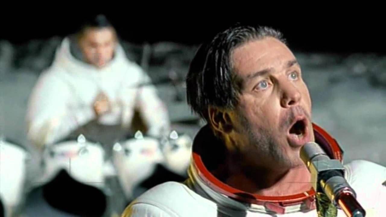 Rammstein Amerika Offizielles Video Rammstein America Funny