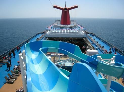 A Photo Tour Of Carnival Cruise Lines Carnival Splendor - Pictures of the carnival splendor cruise ship