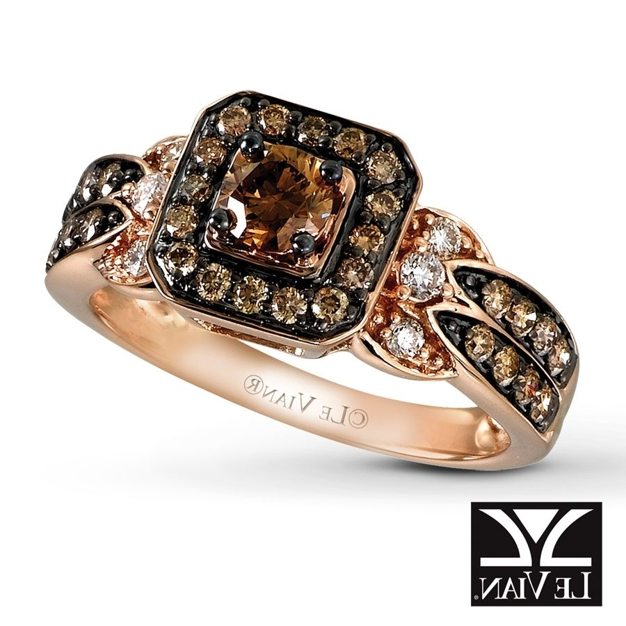 Zales Chocolate Diamond Wedding Rings Ring Pinterest Rings