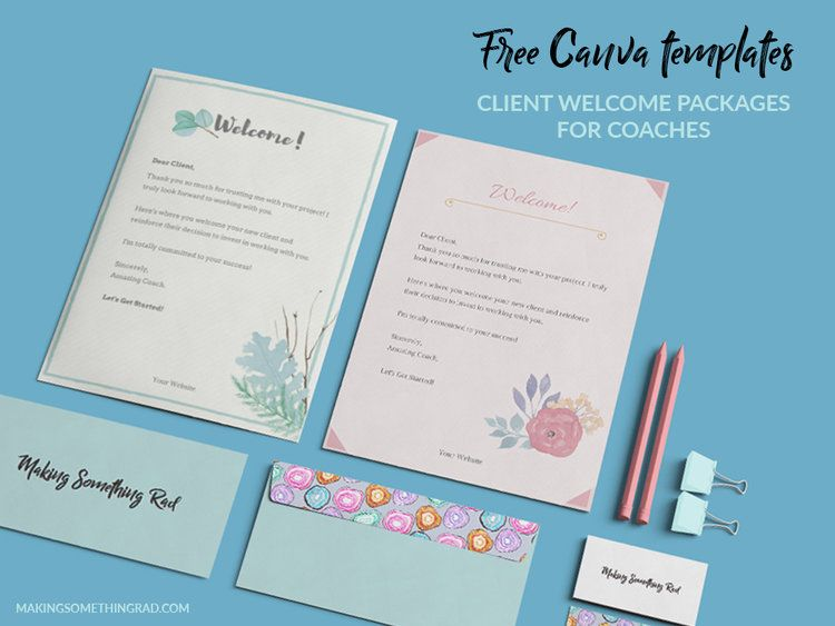 You Can Get My Free Client Welcome Package Canva Templates For Coaches Below Canva Templates Welcome Packet Template Welcome Packet Welcome packet template free