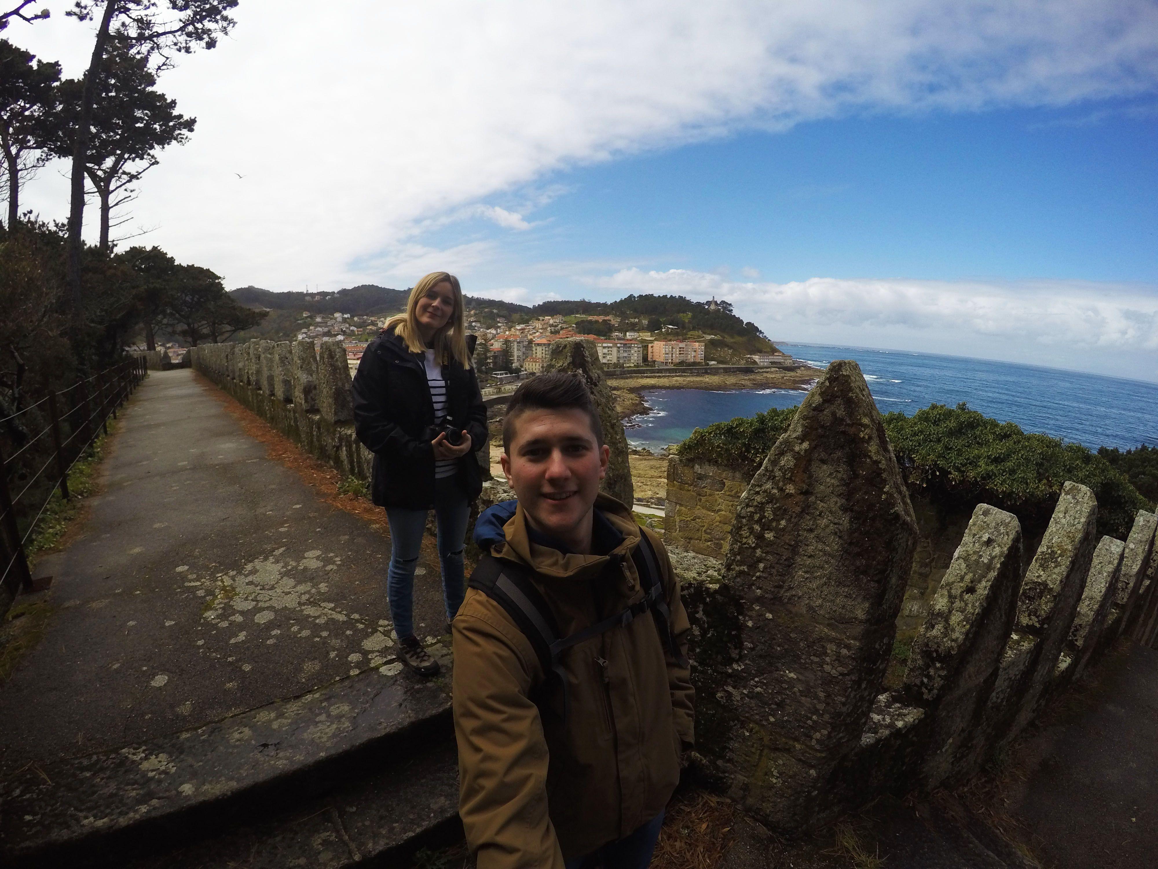 Ruta Rías Baixas, Baiona (Pontevedra)