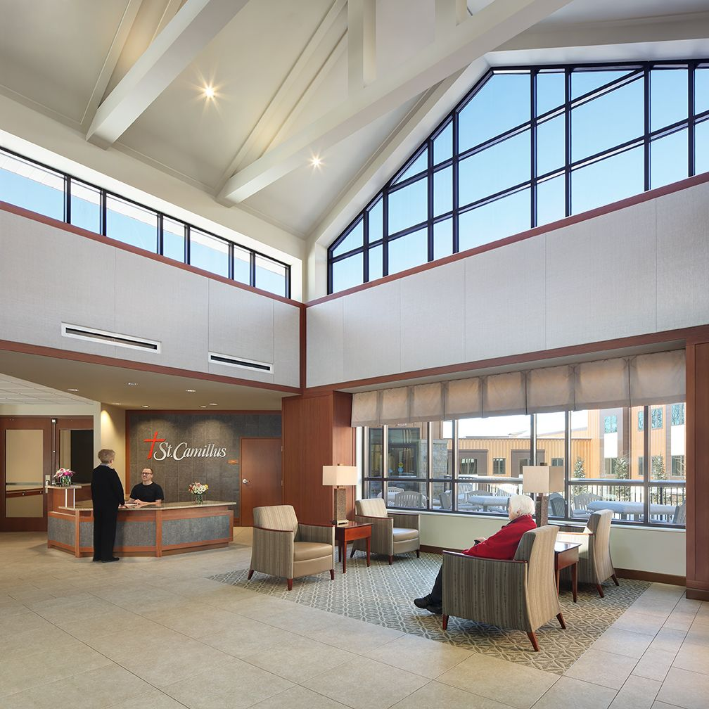 Pin by Plunkett Raysich Architects, L on Long Term Care