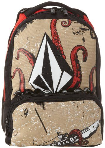 Volcom big boys creature hood backpack red one size volcom http volcom big boys creature hood backpack red one size volcom http malvernweather Image collections