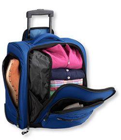 Llbean Carryall Rolling Underseat Bag Bags Carryall Free Bag